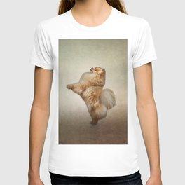 Dog Pomeranian Spitz T-shirt