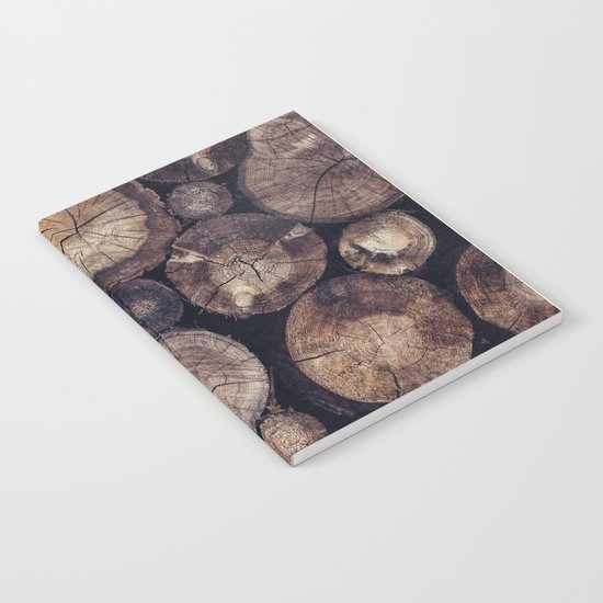 The Wood Holds Many Spirits // You Can Ask Them Now Edit Notebook