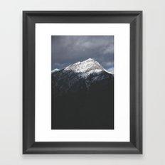 Banff, Alberta Framed Art Print