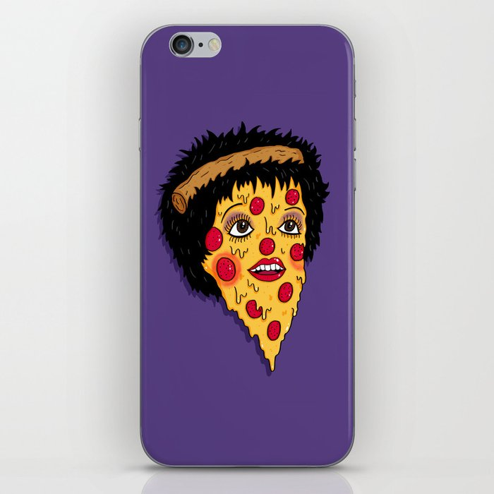 Pizza Minnelli iPhone Skin