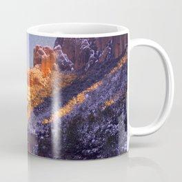 Montserrat Mountains Coffee Mug