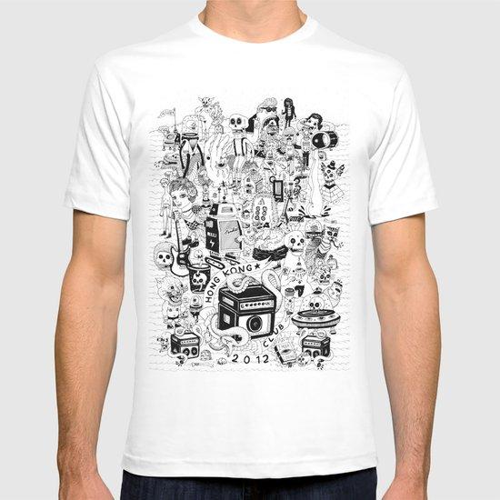 HONG KONG CLUB T-shirt