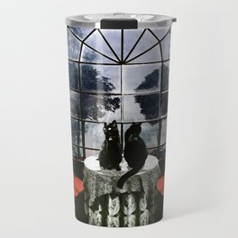 Room Skull Travel Mug