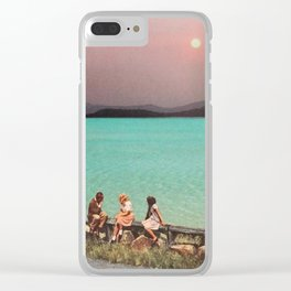 San Luis Clear iPhone Case