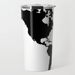 The Americas Silhouette Travel Mug