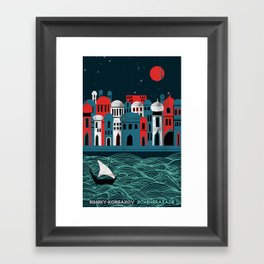 Scheherazade - Rimsky Korsakov Framed Art Print