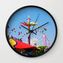County Fair Wall Clock