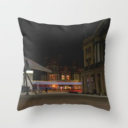 Hull Blade - City of Culture 2017 Throw Pillow