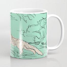foxie Coffee Mug