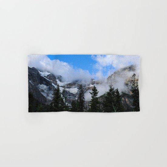 Mountain Sound Hand & Bath Towel