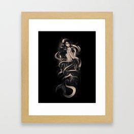 Sirena Drk Framed Art Print