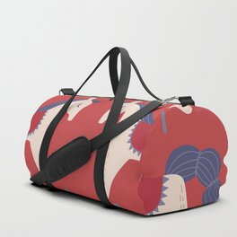 Swedish Christmas 2 Duffle Bag