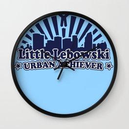 Little Lebowski Urban Acheiver Wall Clock