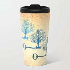 Tree Keys Metal Travel Mug
