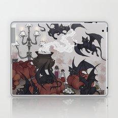 Samhain Kittens Laptop & iPad Skin