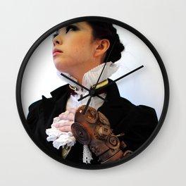 Steampunk! Wall Clock
