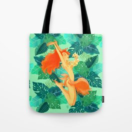 Summer Caipirinha - Tropical Bliss Tote Bag