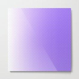 Ultra Violet Light Metal Print