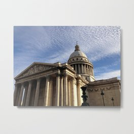 Pantheon (Paris) Metal Print