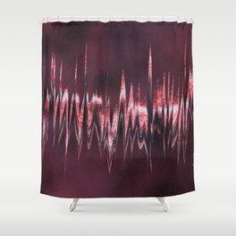 Voltage Shower Curtain