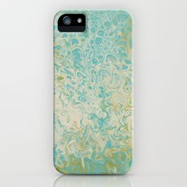Pastel Mermaid iPhone Case