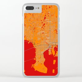 FanMap   NFL Tampa Bay #05 Clear iPhone Case