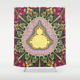 Traditional #33 Shower Curtain