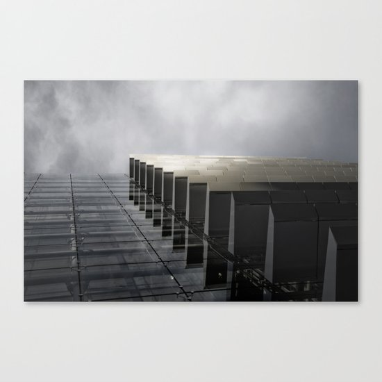 Builds 2 Canvas Print