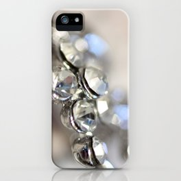 Sparkle - JUSTART ©, macro photography. iPhone Case