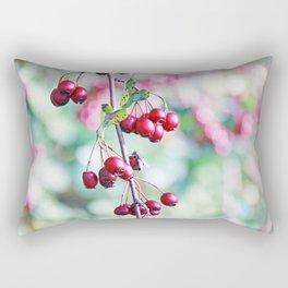 Autumn Dream Berrys Rectangular Pillow