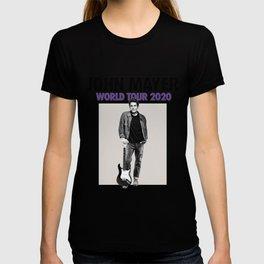 john mayer world tour 2020 ngamin T-shirt