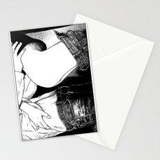 asc 401 - La prise (A good catch)  Stationery Cards