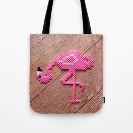 Get well soon - flamingo power Tote Bag