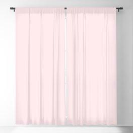 Pink Blush Blackout Curtain