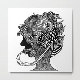 [anima] Metal Print