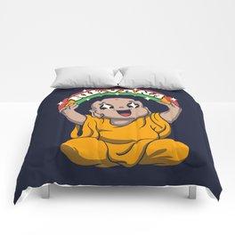 Kawaii is to Enlightenment Comforters