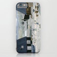 North Fishing Village iPhone 6s Slim Case