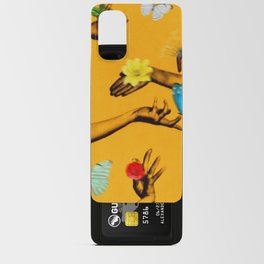 Jewels Marigold Android Card Case