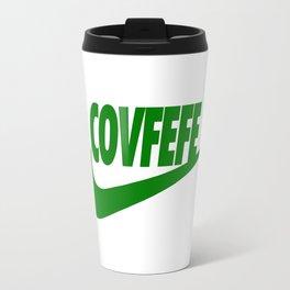 Covfefe [GREEN] Travel Mug