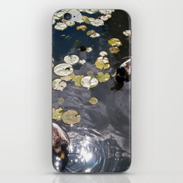 It's a duck's life iPhone Skin