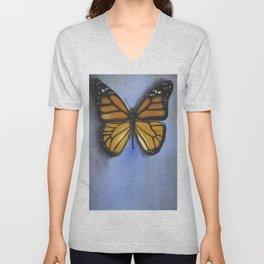 Majestic Monarch Unisex V-Neck