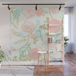 Fearfully and Wonderfully (mother's day edition) Wall Mural