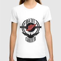 agent carter T-shirts featuring Agent Carter by emptystarships