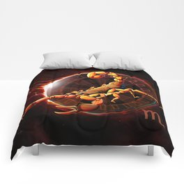Horoscope Signs-Scorpio Comforters