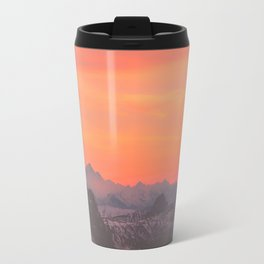 Fire in the Sky Travel Mug