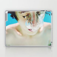 To Breathe Underwater Laptop & iPad Skin