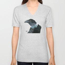 Raven Croft Unisex V-Neck