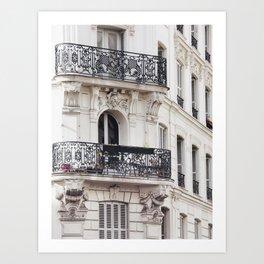 Montmartre Boho - Paris France Travel Photography Art Print