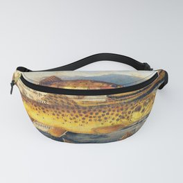 Trout Fanny Pack