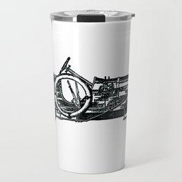 Old car 3 Travel Mug